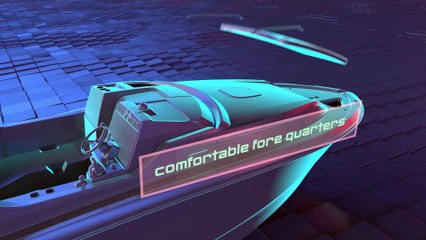 Meet the 325 Conquest: The New Cabin Cruiser from Boston Whaler