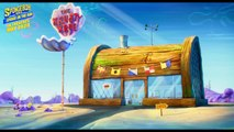 The SpongeBob Movie Sponge on the Run Super Bowl Trailer