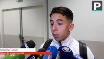"""OM-Strasbourg : """"On a tous envie de gagner un trophée"""" (Lopez)"""