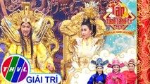 Táo Xuân Canh Tý 2020: Các Táo và các vị thần tiên hùn phép tạo ra ảo ảnh để lừa Ngọc Hoàng và Thiên Hậu