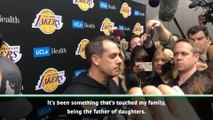 Kobe tragedy has brought the Lakers closer together - Vogel