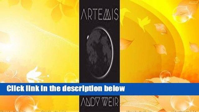 Full E-book  Artemis  For Kindle