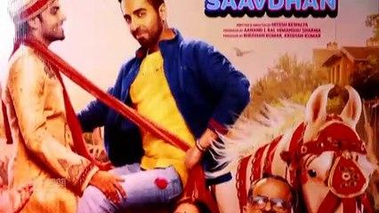 Shubh Mangal Zyada Saavdhan Trailer SUCCESS Party | Ayushmann Khurrana, Jitendra Kumar
