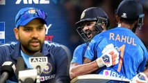 IND VS NZ 3RD T20 ,  Rohit Sharma expresses his excitement over Super Over