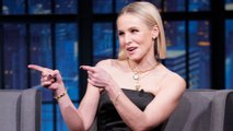 Kristen Bell Chooses Childbirth Over Eating Cocoa Loco Spicy Chocolate