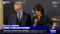 """""""Roman Polanski pour """"Je suis accu..."""": le lapsus de Florence Foresti lors des nominations aux Césars"""