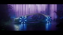 Mercedes Vision AVTR – Concept with Avatar Genes