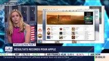 What's up New York: Résultats records pour Apple - 29/01