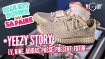 Yeezy Story : Kanye West dans le sneakers game [Elle Est Bonne Sa Paire]