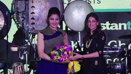 Urvashi Rautela at HT Kala Ghoda Arts Festival Reloaded