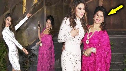 Urvashi Rautela celebrates her mother  Birhday