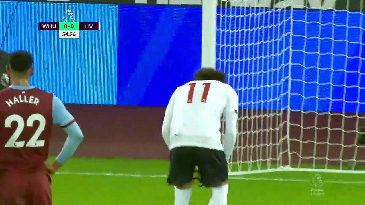 West Ham - Liverpool (0-2) - Maç Özeti - Premier League 2019/20