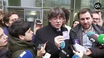 El separatismo estalla contra la colecta del cobarde Puigdemont para evitar el embargo por el 1-O