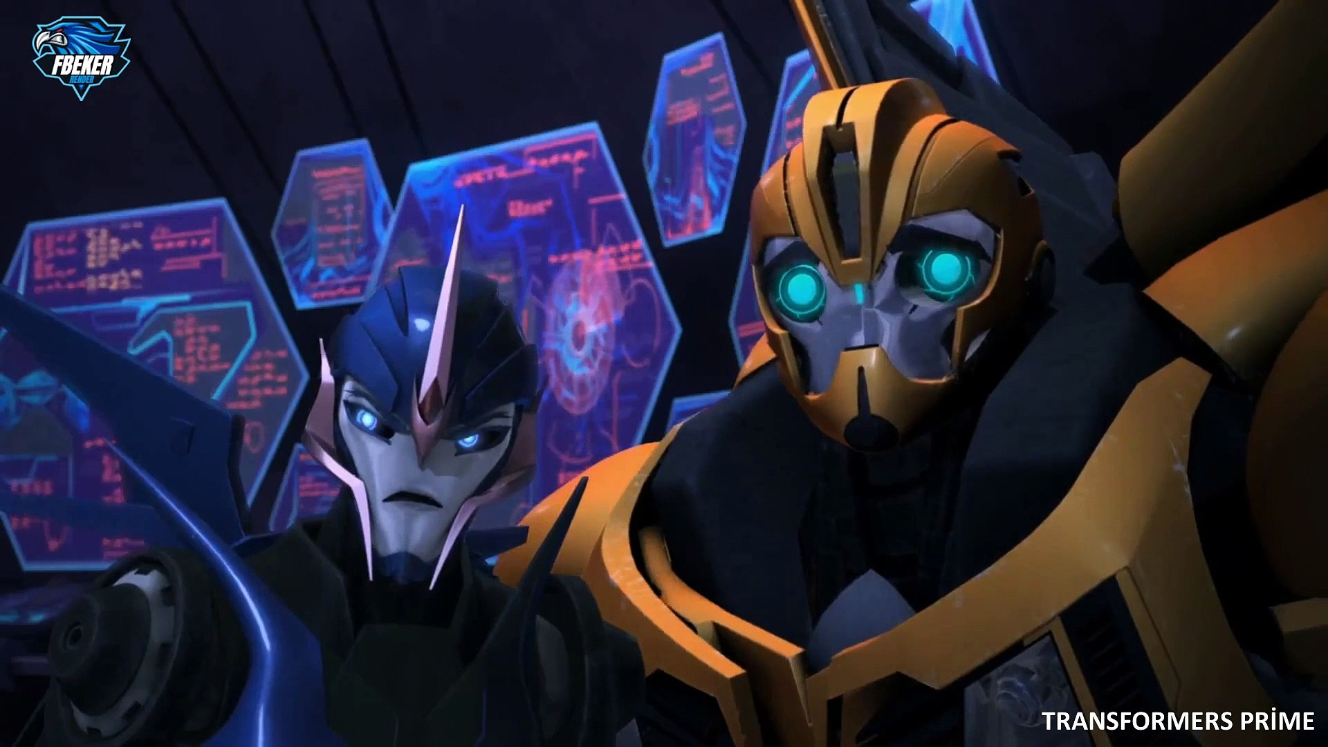Transformers Prime 14.Bölüm Full Hd