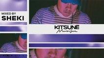 SHEKI - Kitsuné Musique mixed by SHEKI