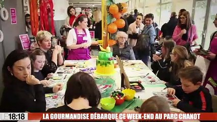 La gourmandise débarque ce week-end au Parc Chanot de Marseille