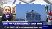 Suspicion de coronavirus sur un navire en Italie: ce que l'on sait
