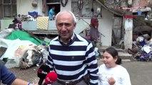Antalya 4 engelli çocuğuyla oturduğu ev yıkılacak olan hurdacı kimse ev ve
