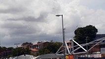 [SBFZ Spotting]Airbus A320NEO PR-XBA na final antes de pousar em Fortaleza vindo de Teresina