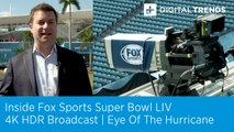 Inside Fox Sports Super Bowl LIV 4K HDR Broadcast | Eye Of The Hurricane