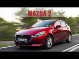 Essai Mazda 2 1.5 l SkyActiv-G 90 2020