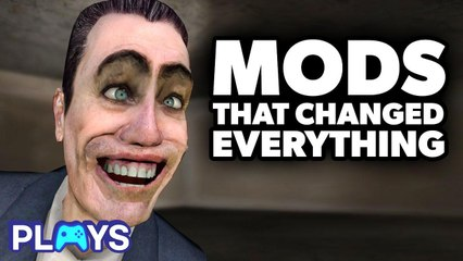 8 Video Game Mods That Changed Everything | MojoPlays