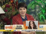 Video na in-upload ng aktres na si Ellen Adarna sa social media, trending