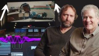 'Ford v Ferrari' Sound Editors Break Down Their Sound Mixing Process