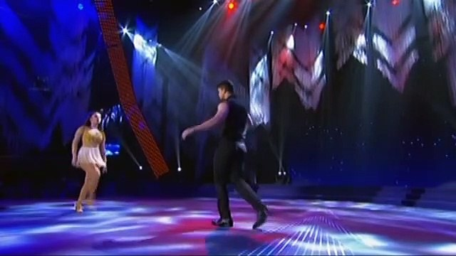 Jessy, Rayver in rhumba dance number
