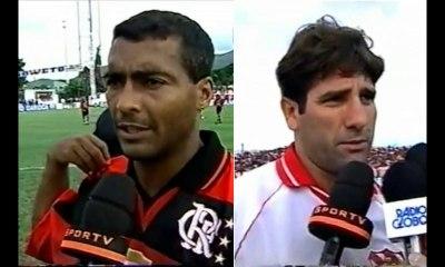 Flamengo 2 x 0 Bangu - Estadual 1999