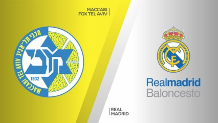 EuroLeague 2019-20 Highlights Regular Season Round 22 video: Maccabi 77-81 Madrid