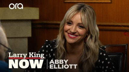 Growing up with dad Chris Elliott, Adam Sandler, and 'SNL' audition -- Abby Elliott answers your social media questions