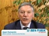 Jean Esmonin - Maire sortant - Commune de Chenôve