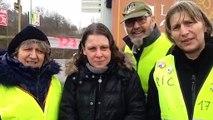 Réforme des retraites: 100 gilets jaunes à Verdun