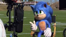 Sonic the Hedgehog Movie - Super Bowl Trailer