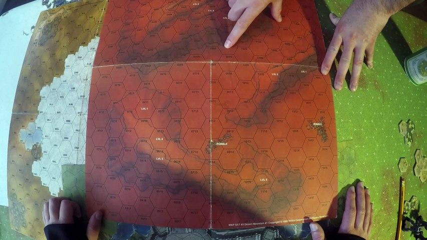 Battletech Maps