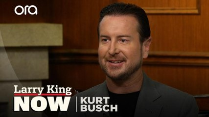NASCAR driver Kurt Busch gives all the details on his new racing Camaro