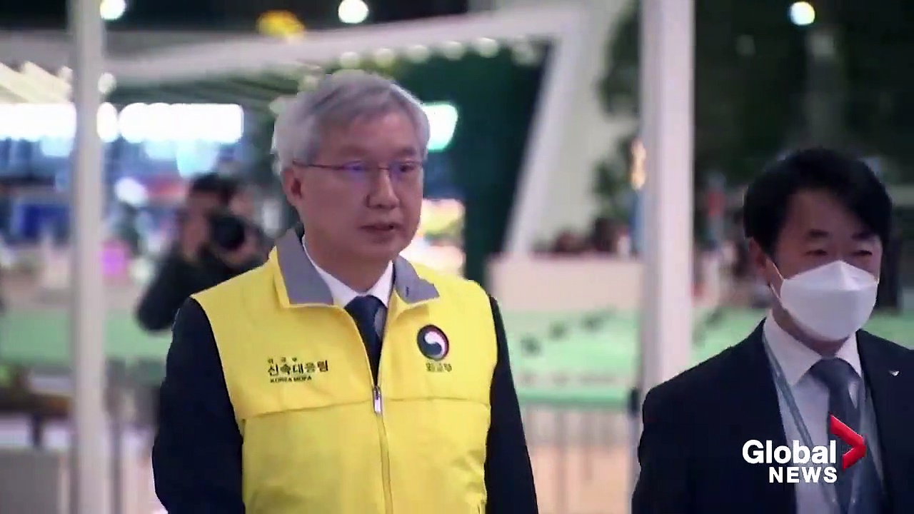 Coronavirus outbreak- South Korean officials head to Wuhan to evacuate citizens