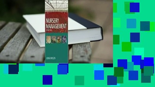 Full E-book  Nursery Management  For Kindle