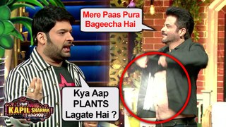 Kapil Sharma TEASES Anil Kapoor For His BODY HAIR | The Kapil Sharma Show | Malang