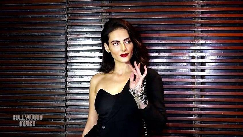 Raveena Malvika Raj Other Celebs At Wedding Party Of Designer Sonaakshi Raaj Nikhil Merani Video Dailymotion