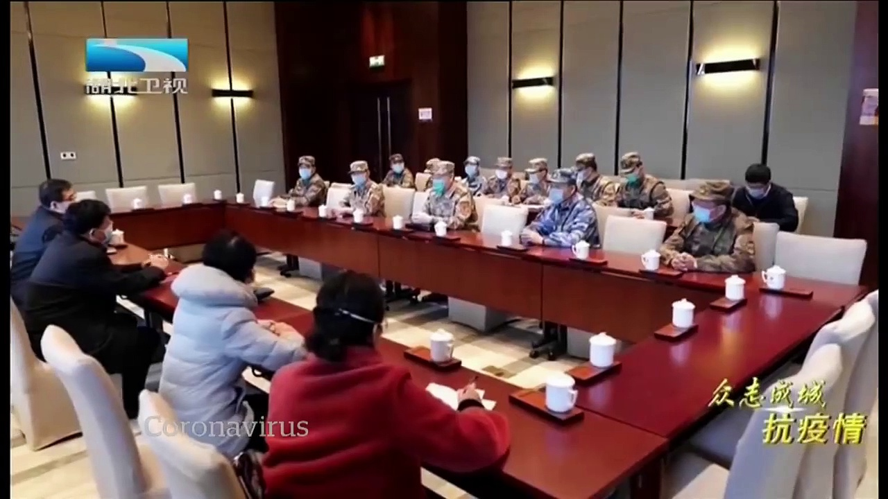 Coronavirus in China- The fight against the outbreak
