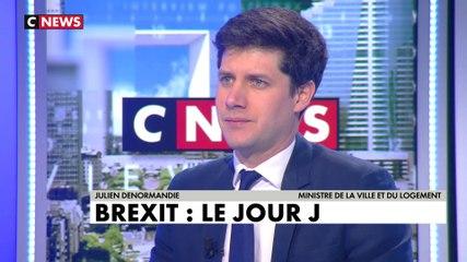 Julien Denormandie - CNews vendredi 31 janvier 2020