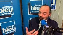 """Edouard Philippe sur France Bleu : """" Je suis candidat au Havre car c'est l'election qui fait la démocratie"""""""