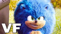 "SONIC Le Film ""'Sonic Peluche"" Extrait VF"