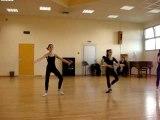 danse contemporaine cours