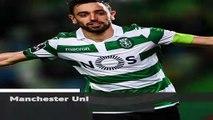 Man United complete Bruno Fernandes signing
