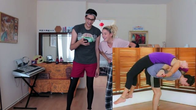The Yoga Challenge For Two