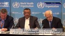 WHO: novel coronavirus outbreak a global health emergency