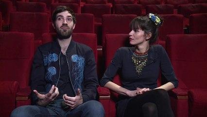 Interview de Leslie Bourdin et Rémi Foucard | Tout-Petits Cinéma - 13e édition